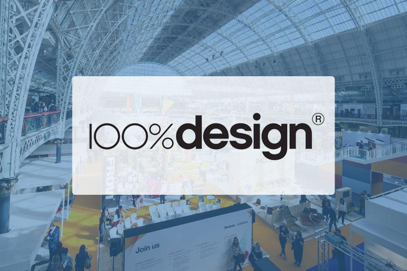 Come Visit Us at 100% Design in London