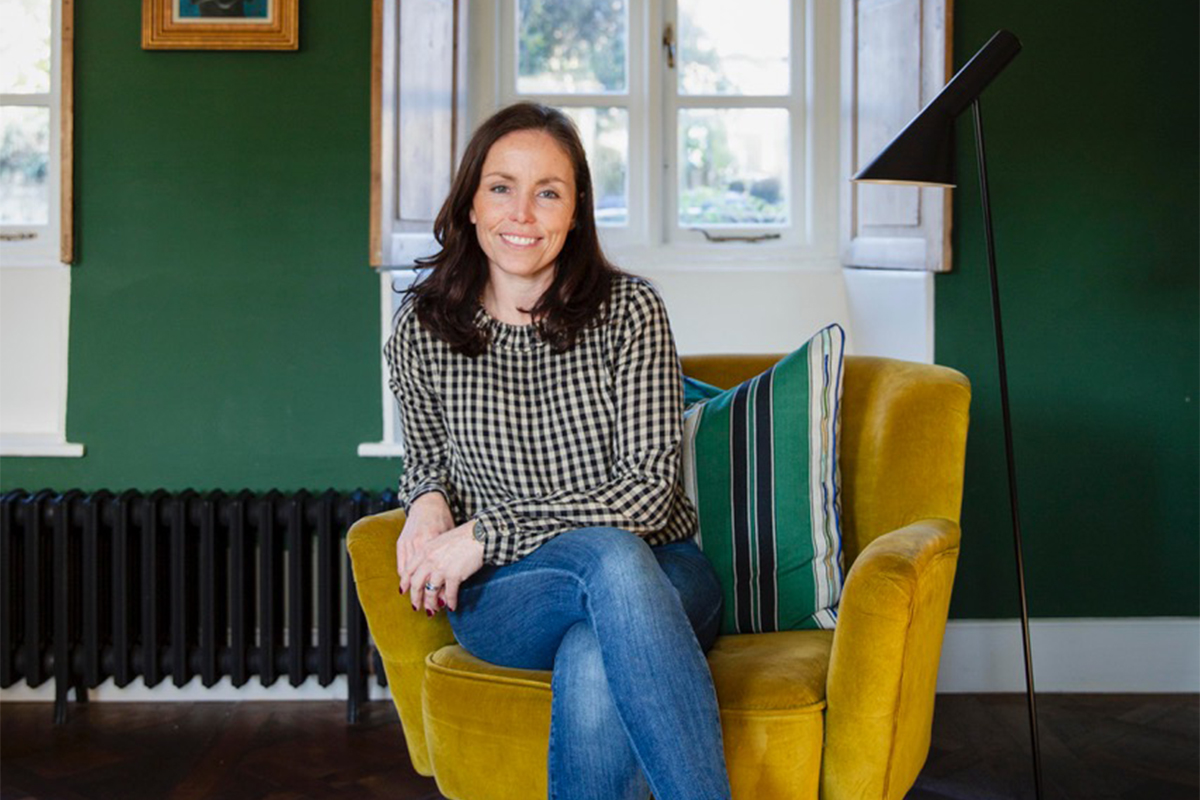 We Chat and Catch Up with Interior Designer Annabel Grimshaw