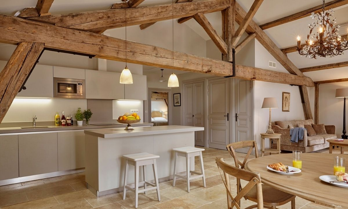 How to Light a Room with a Sloped or Vaulted Ceiling