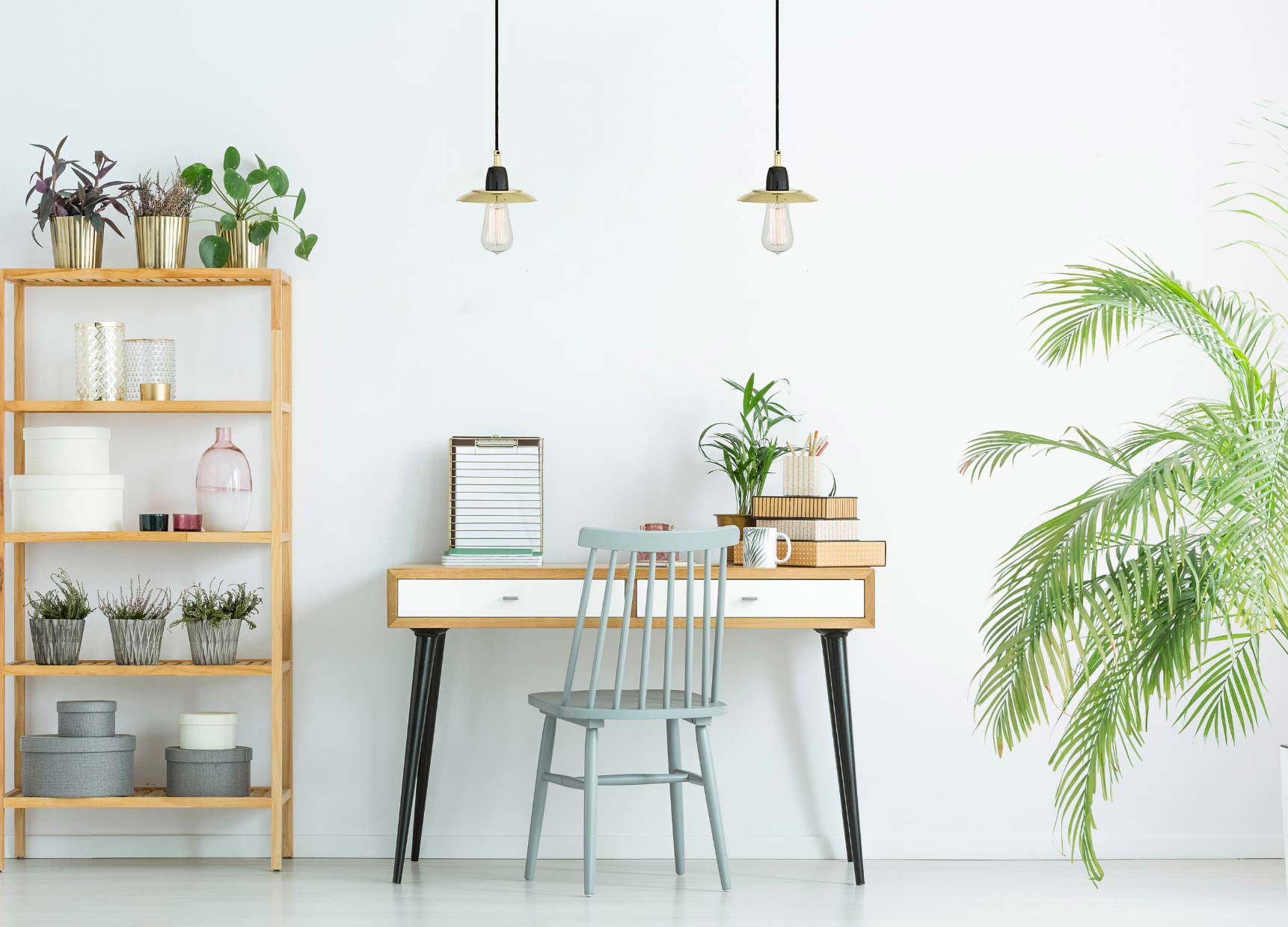 Five Lighting Tips for Your Home Office