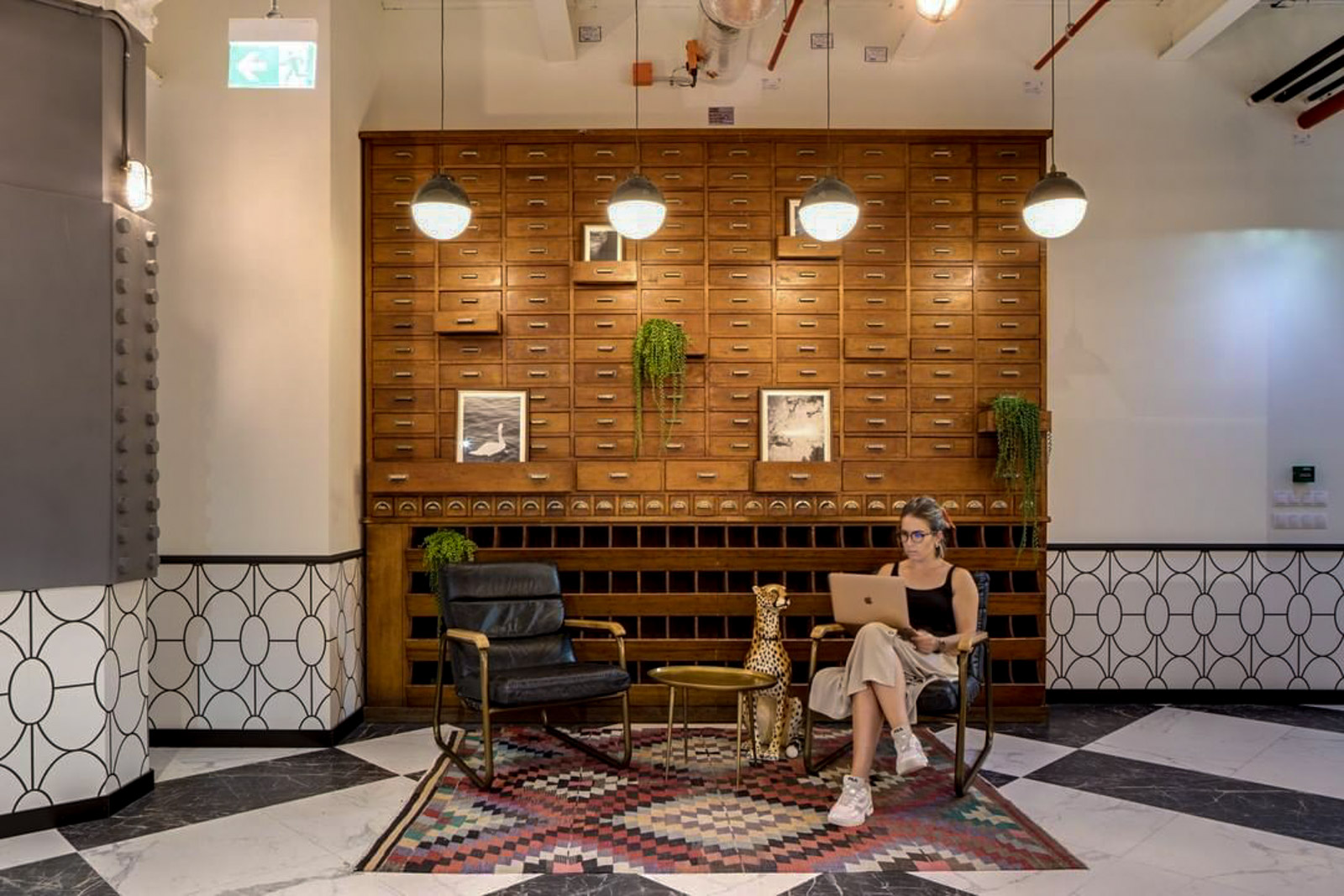 Our Decorative Lights Brighten Mindspace Coworking Offices Globally