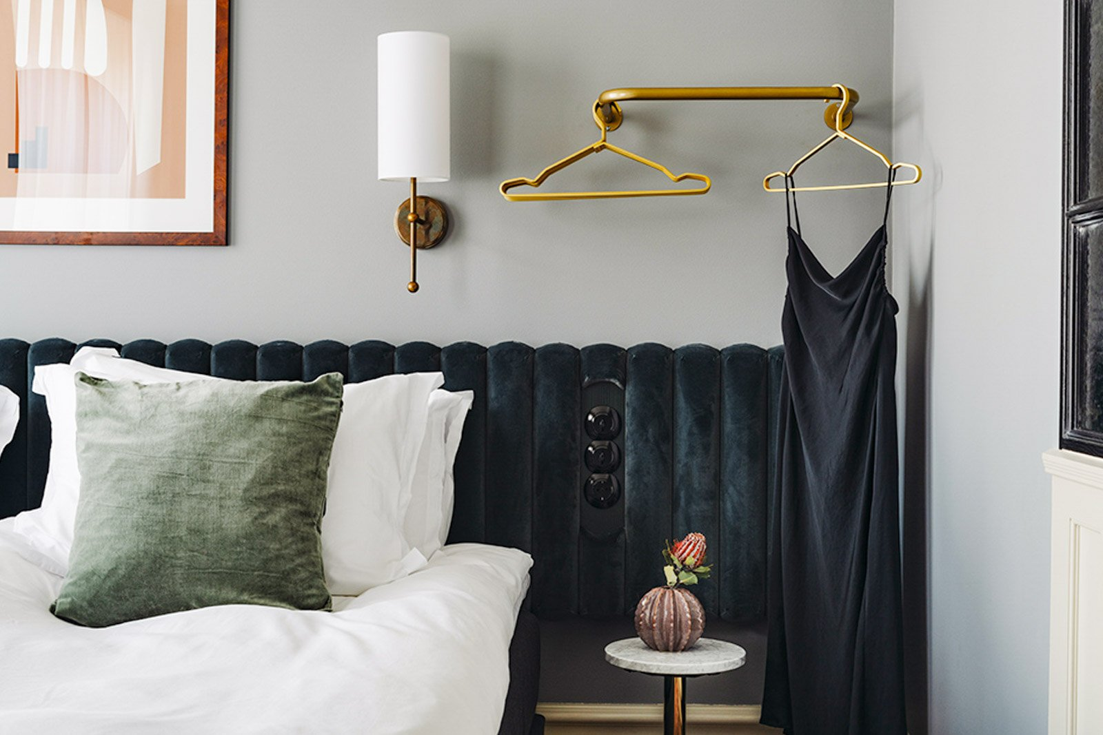 Boutique Swedish Hotel Hosts a Selection of our Decorative Hotel Lights