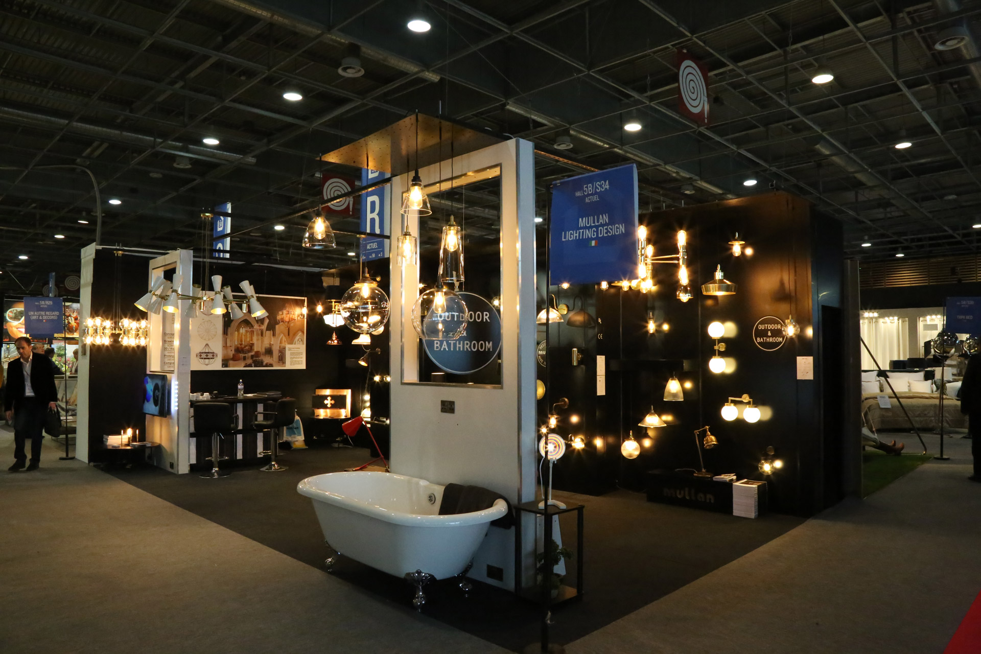 We're launching dozens of new lighting designs at MAISON&OBJET next month