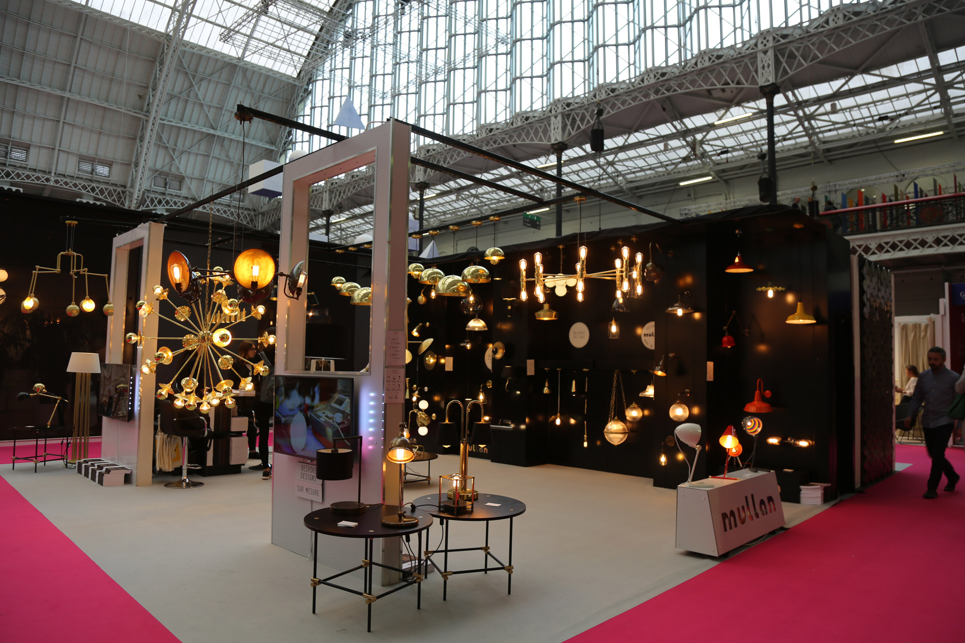 100% Design 2018: What new lighting products we're launching in London