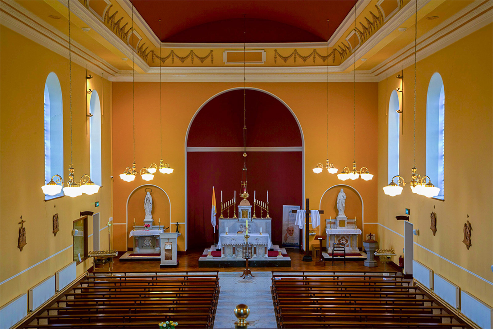 Church of the Immaculate Conception, Drung, Co. Cavan, Ireland