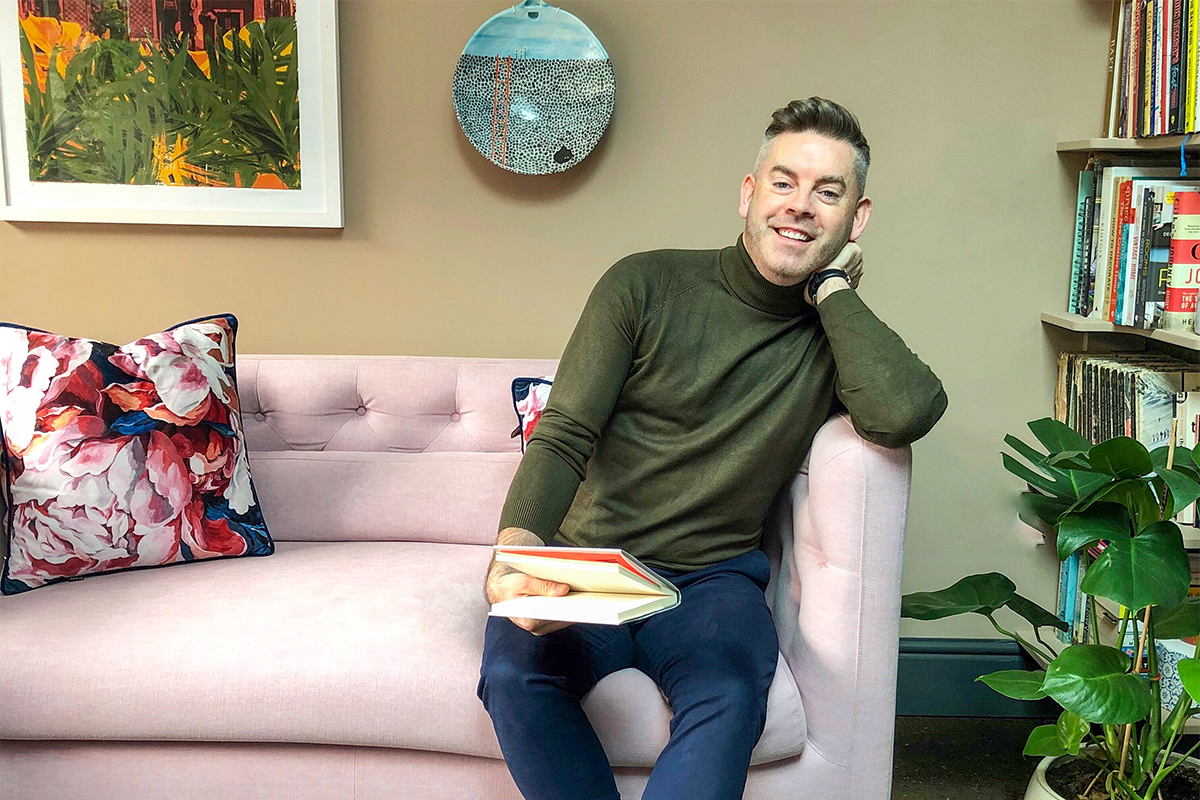 Victorian Home Restoration: Five Minutes with Darran Heaney