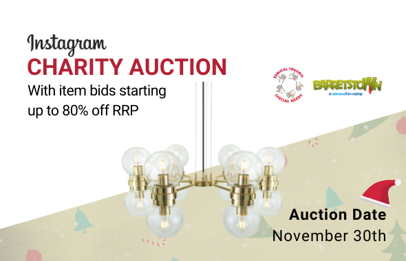 Instagram Charity Auction: Here's What You Need to Know
