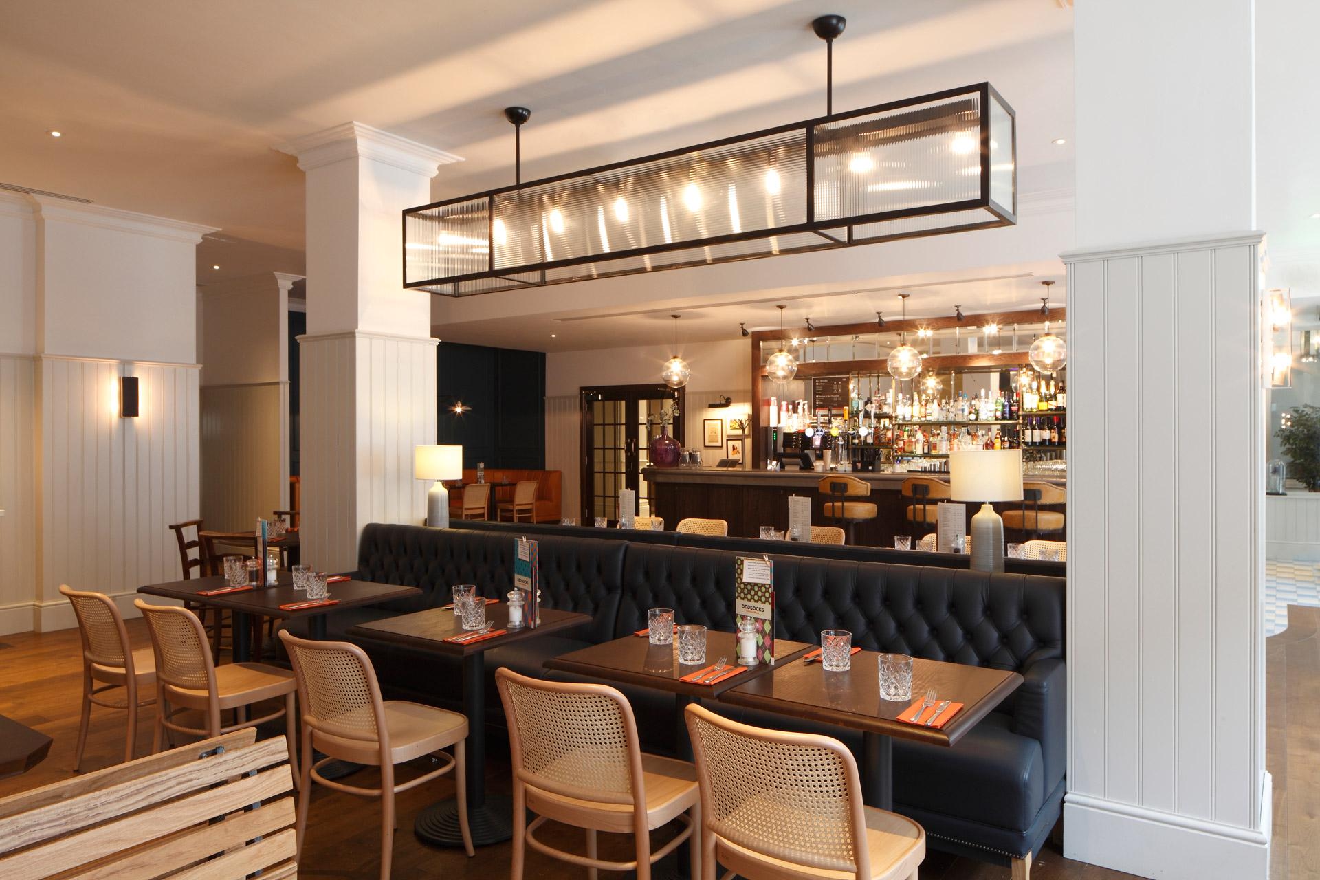 Manufacturing bespoke lighting for the Jurys Inn hotel group