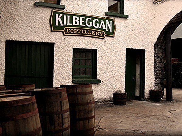 Our lights feature in The Kilbeggan Distillery Experience, Westmeath