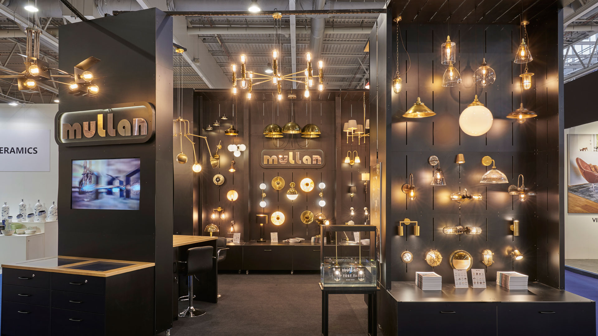 We're kicking off our 2019 trade show schedule at IMM Cologne