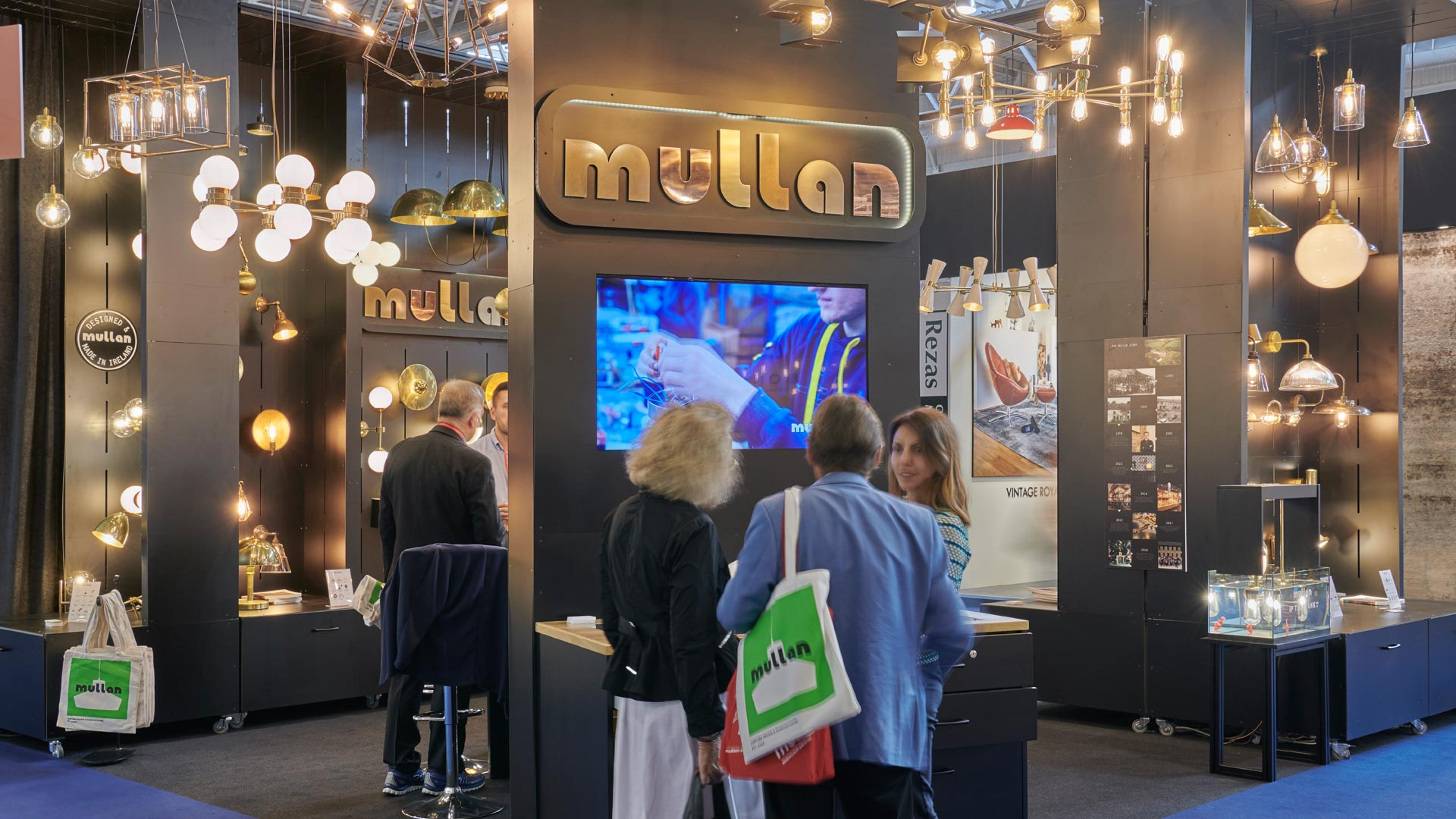 We're returning to Sweden in February for the Stockholm Furniture & Light Fair