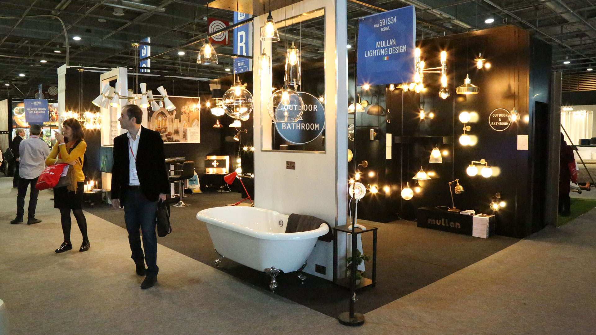 We're exhibiting at Light + Building in Frankfurt later this month