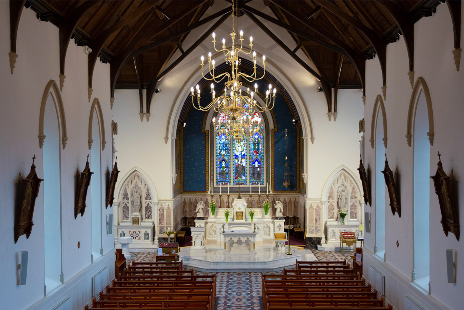 St. Mary's Church, Castleblayney, Co. Monaghan