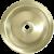 Satin Brass / Gold Zinc Cage